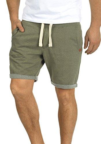 BLEND Timo - patalón corto para hombre, tamaño:L;color:Ivy Green (77026)
