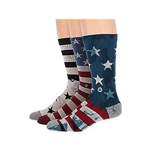 Stance Men's Americana 3-Pack Socks