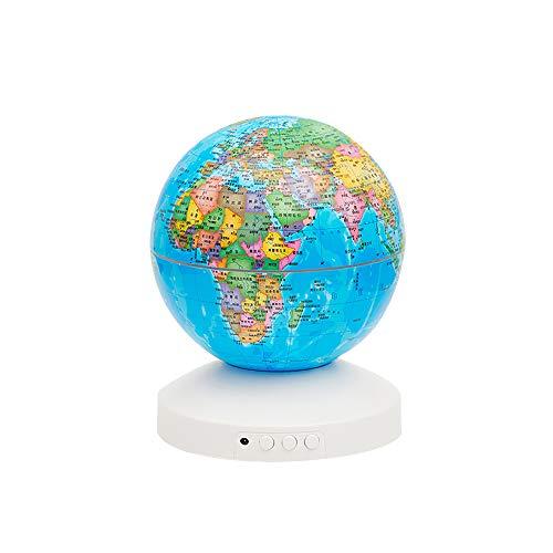 HaavPoois Globo terráqueo AR-3D Explorar el mundo, Educación Aprender geografía Ciencia Entretenimiento para niños Juguetes Realidad aumentada Interactivo Globo terráqueo para niños