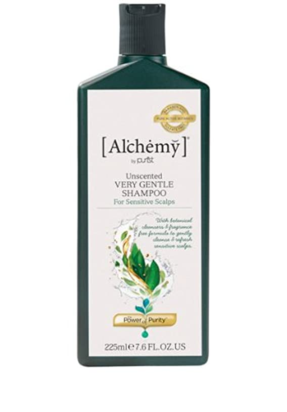 四半期敬なトライアスロン【Al'chemy(alchemy)】アルケミー ベリージェントルシャンプー(Unscented Very Gentle Shampoo)(敏感肌用)225ml