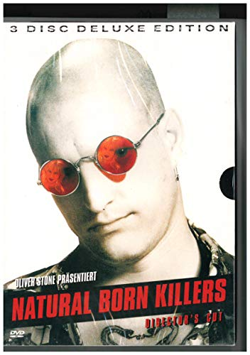 Natural Born Killers - Director's Cut (3 Disc Deluxe Edition)
