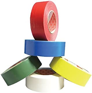 Tesa Tapes 744-53949-00000-02 Gaffers Tape Poly Coated Cloth Black Glare Free Glues, Epoxies & Cements