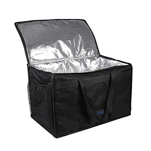 Cherrboll エコバッグ 買い物バッグ 保冷 保温 収納バッグ 弁当 ランチバッグ 大容量 防水 おりたたみ可能 ネットポイント