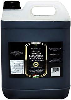 Zaphron Gourmet, Zaphron Vinagre Balsámico de Modena, 5 litros