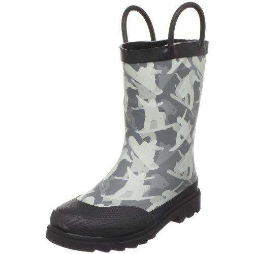 Western Chief Snowboard Camo Rain Boot (Toddler/Little Kid/Big Kid)