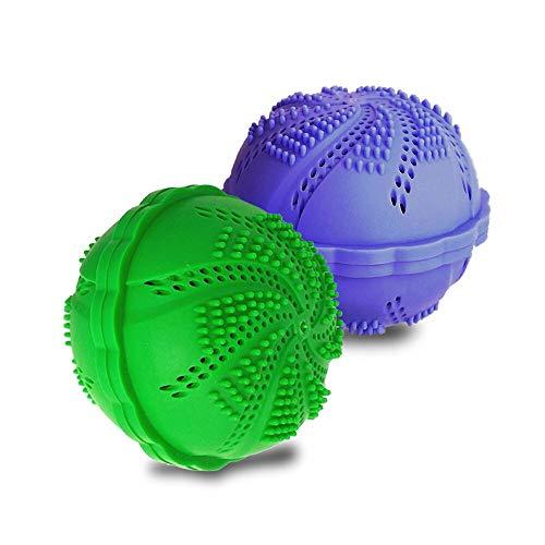 Biologischer Waschball ohne Tenside und Chemie mit natürlicher Wirkung to washes