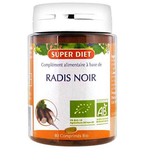 Superdiet Rábano Negro - 80 Comprimidos