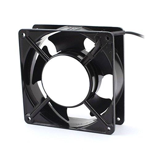 Ventilador de refrigeracion - SODIAL(R)AC 220V-240V 0.14A Enfriamiento Enfriador Ventilador sin escobillas 120 mm x 120 mm x 38 mm