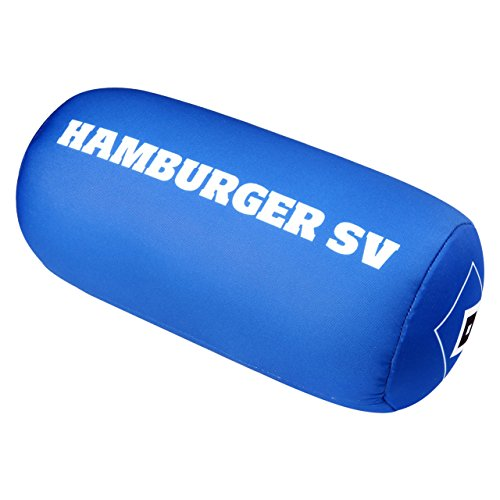 MarkenMerch Reisekissen Hamburger SV, 35 cm, Blau Mit Logo Und Schriftzug