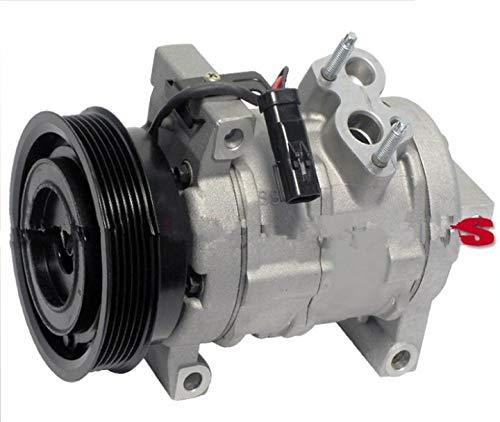 GOWE AC Kompressor für Auto Dodge Charger Challenger Magnum Grand Cherokee für Chrysler 300 V8 05-11 55116917AB 55116917AC 55116917AD