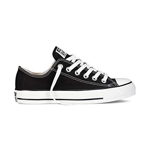 Converse Chuck Taylor All Star Unisex Canvas Schuhe mit 7kmh Aufkleber Schwarz 39