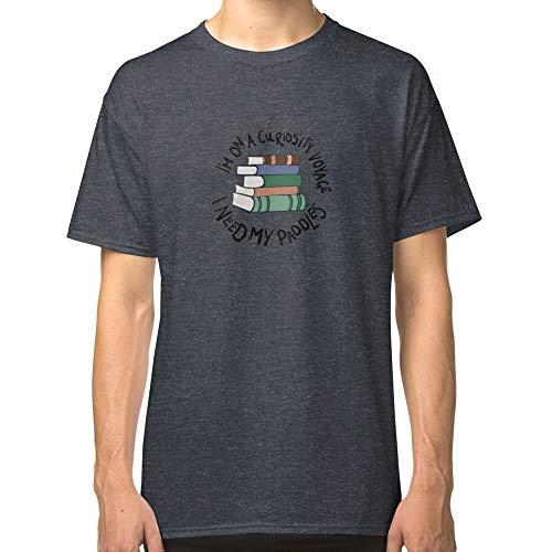 Stranger Things Dustin Curiosity Voyage Classic T-Shirt T Sh