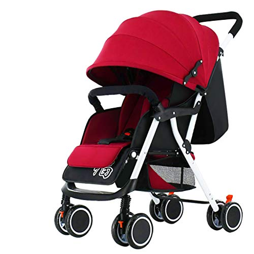 Great Price! OCYE Lightweight Stroller, Multi-Color Multi-Function Stroller, Extra Large Storage, Ad...