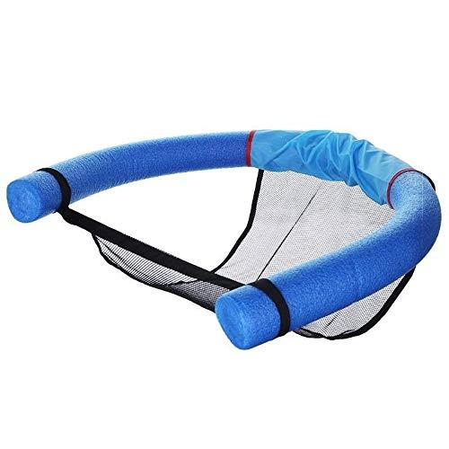 Engfgh 1PCS Schwimmbeckenoberfläche Netto Schlinge Net, DIY Tragbares Schwimm Stuhl Netz, Geeignet for Outdoor-Strand Und Hallenbad