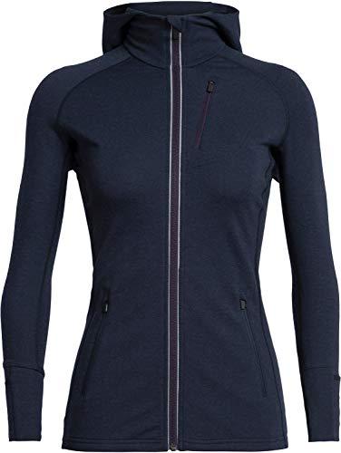 Icebreaker 260 Quantum Zip Hood Jacket Women - Kapuzenjacke