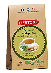 ✅This moringa blend is designed to promote general wellness and energy of men,women and third gender ✅This moringa tea nourish the reproductive system according to Ayurveda and Sidha books ✅ RISK-FREE PURCHASE : ISO Standard Certified: Possible Green...