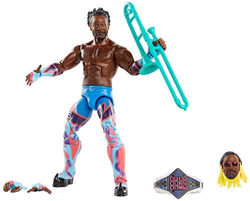 WWE Xavier Woods Elite Collection Figura de acción