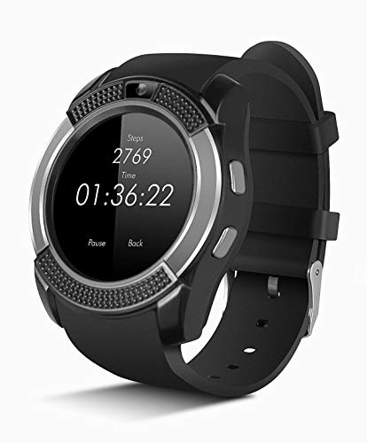 Smartek Smartwatch SW-432 Black + 32 GB Micro SD