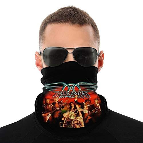 Aerosmith - Polainas para el cuello, unisex, variedad de bufandas, bufandas para la cabeza, banda para el sudor