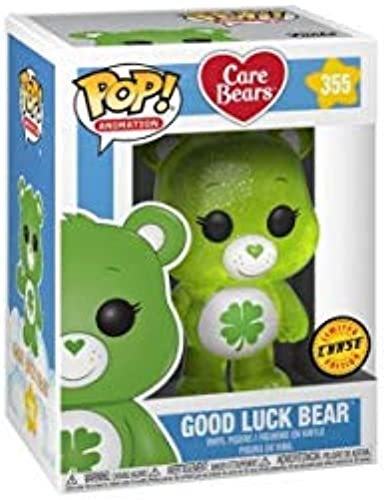 THIRD PARTY - Figurine Bisounours - Good Lucky Bear Chase Pop 10cm - 3700936116352