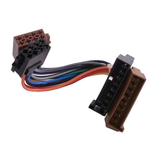Autoradio-Adapter ISO auf DIN Ford alt, 5-pol. Stromanschluß