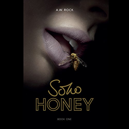 Soho Honey audiobook cover art