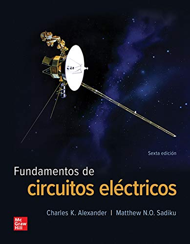 FUNDAMENTOS DE CIRCUITOS ELECTRICOS CON CONNECT 12 MESES
