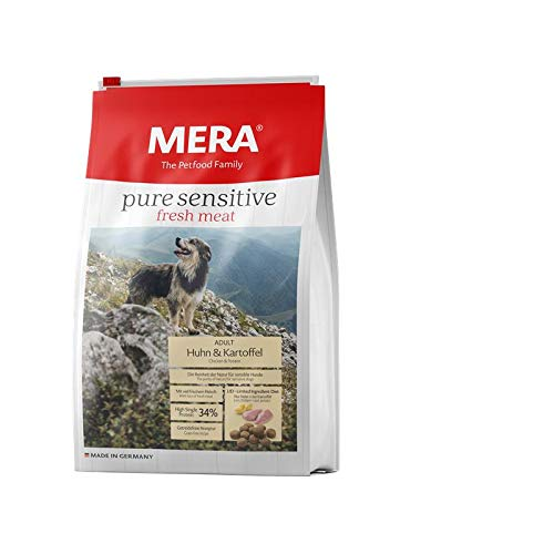 Mera Dog Pure Sensitive Fresh Meat Huhn & Kartoffel 1 kg