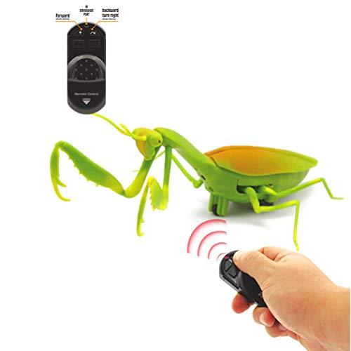RC Spielzeug Mantis Realistisch 20CM Ferngesteuerte RiesenInsekten, RC Spielzeug Fernbedienung Fahrzeug Auto Elektrisches Spielzeug Geschenke