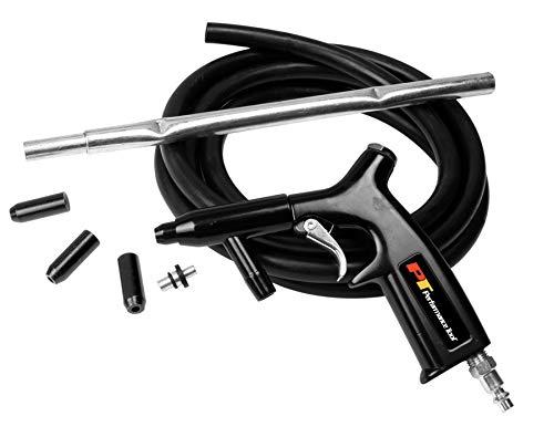 Performance Tool M570C Heavy Duty Sandblaster Kit with Ceramic Tips