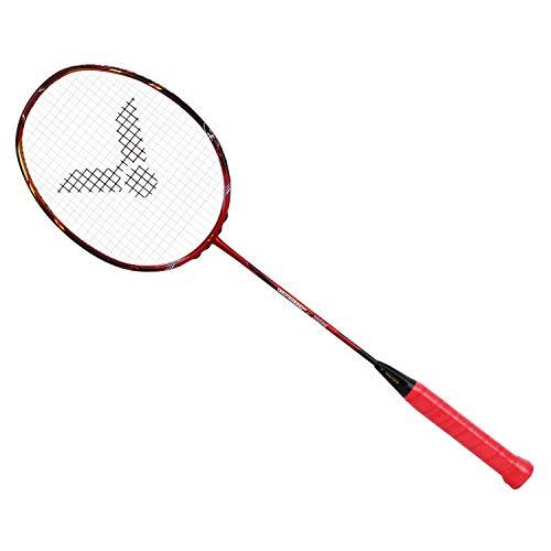 VICTOR TK-Donge Power Series G5 Badminton Racket (Red/Black) (3U)