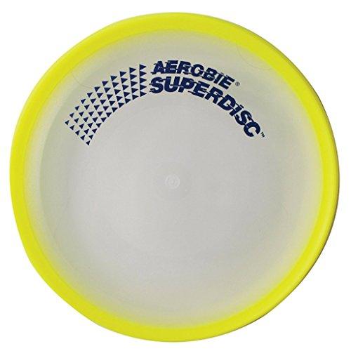 Aerobie Superdisc  Single Unit Yellow