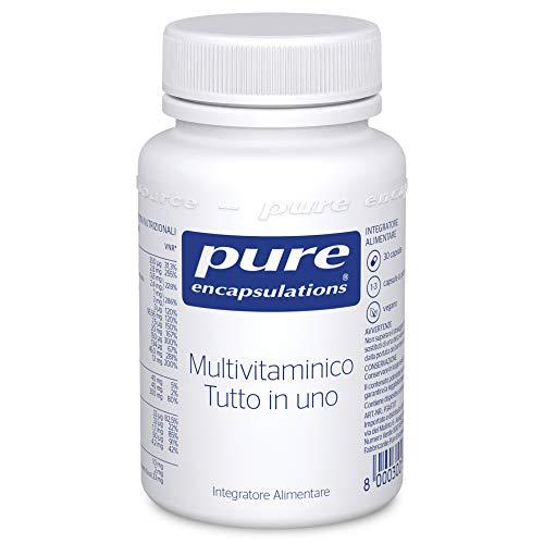 Pure Encapsulations - Multivitaminico Tutto in Uno - Multivitaminico Quotidiano Completo - 30 Capsule