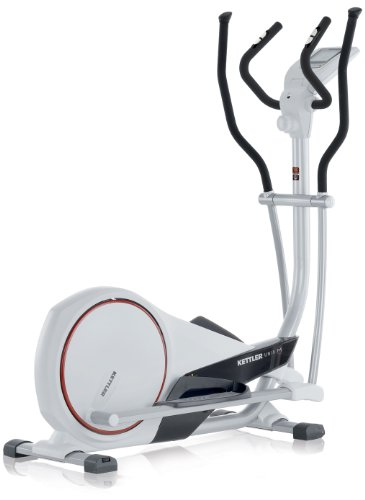 Kettler Unix M Magnetic cross trainer - cross trainers (Magnetic cross trainer, 150 kg, 18 kg, Cardio pulse set, Chest belt, Distance, Expected final score, Heart rate, Speed, 560 mm)