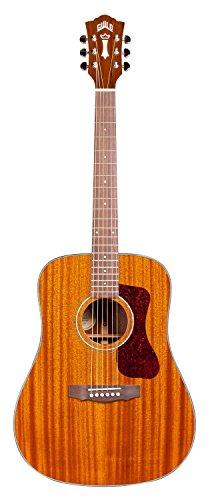 Guild D-120E Acoustic-Electric Guitar in Natural