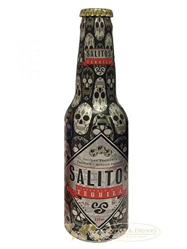 Salitos Tequila Bier Mixgetränk in Aluflasche Limited Edition 0,33 Liter