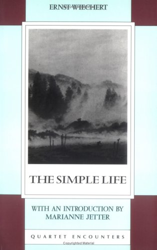 Wiechert, E: Simple Life (Quartet Encounters S.)