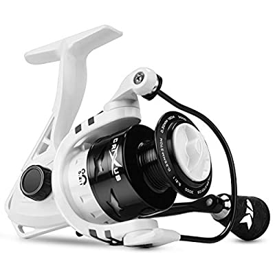 KastKing Crixus Spinning Fishing Reel,Size2000