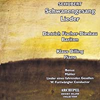 Schubert/Mahler: Lieder/Vocal