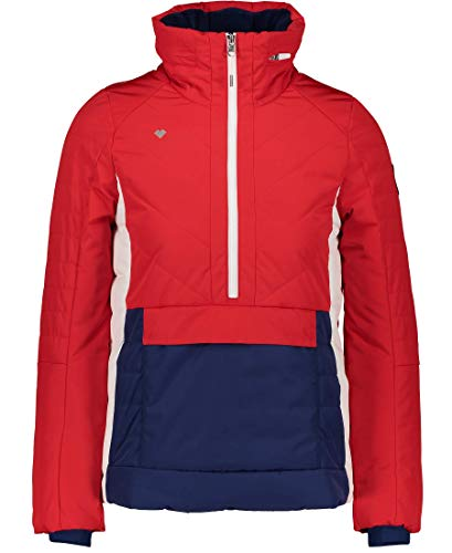 Obermeyer Womens Rhiannon Anorak Jacket, Finish Line, 4