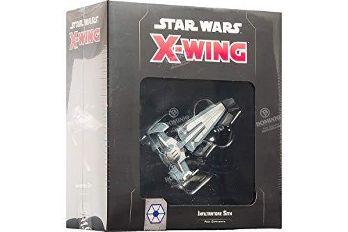 Asmodee - Star Wars X-Wing Infiltrador Sith, Color 9955