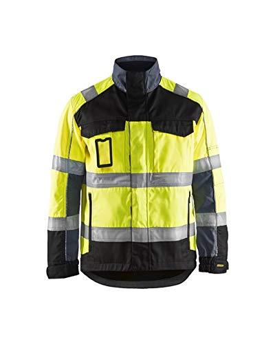 Blåkläder 40511811 Signalfarben Arbeitsjacke, Gelb / Schwarz, M