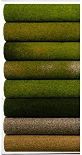 Noch 280 Grass Mat 120x60cm Summer G, 0, H0, Tt, N, Z Scale Model Kit