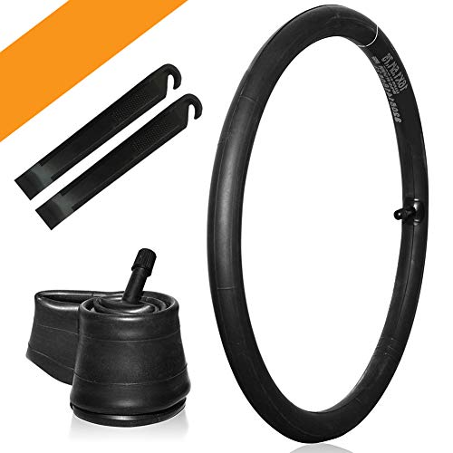 """Jolik 16 Inner Tube 16"""" x 1.5 to 1.75 Tube, Low Lead Compatible with Bob Revolution (SE/Flex/Pro/Stroller Strides/Ironman), Baby Trend Expedition, Graco FastAction Fold, Joovy Zoom 360"""
