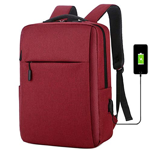 Rucksack Business Herren Tasche RucksackNeuer Trend Einfache Computer Tasche Reisetasche Schultasche Mode Rucksack 4
