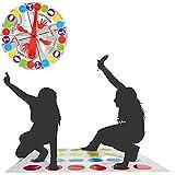 GSJDD Juego de Piso de Equilibrio para Adultos, niños, Juguetes de Aprendizaje,...