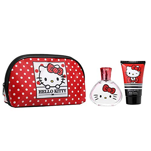 Hello Kitty Kosmetiktasche Parfüms und Lotion – 1 Pack