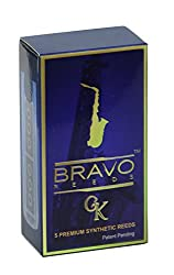 Bravo! Synthetic Reeds for Salto Saxophone – Model BR-AS20 - Best Alto Saxophone Reeds