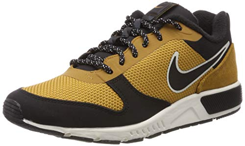 Nike Nightgazer Trail, Scarpe da Arrampicata Basse Uomo, Marrone (Wheat/Black-Sail 700), 48.5 EU