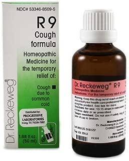 Dr. Reckeweg - Cough Formula R9 50 ml